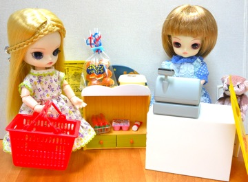 リトルダル+オビツ11とぷちスーパー2朝食フェア