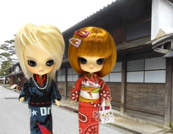 リトルダル+シルバー隊員とRotちゃん