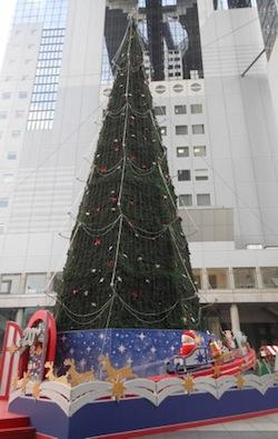 ドイツクリスマスマーケット大阪2012