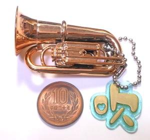 キラメッキ楽器ストラップ10 - 6チューバ
