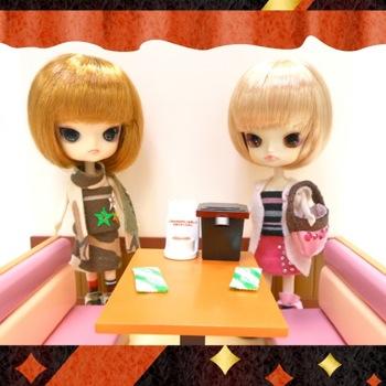 リトルダル+Rotちゃんと白兎と回転寿司