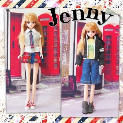 ジェニーウェアW9-SS-13とW15-SS-13とW29-AW-12