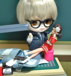 タイムスリップグリコのリカちゃん人形