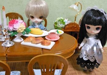 リトルダル+とリーメント食玩