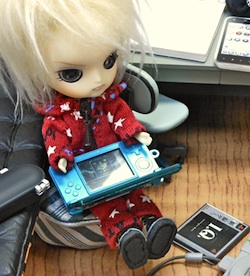 200円ガチャ景品Nintendo3DS