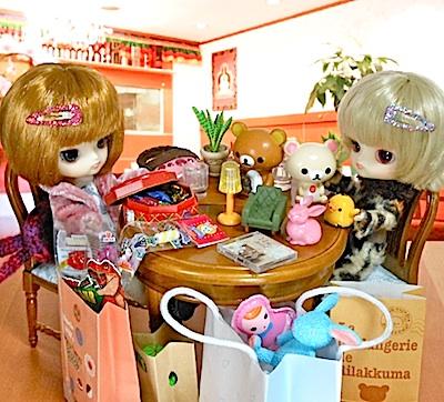 リトルダル+ロットちゃんジュエとリーメント食玩