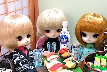 リーメント極上寿司ほか