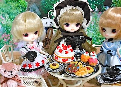 リトルダル+とリーメント食玩お菓子いろいろ
