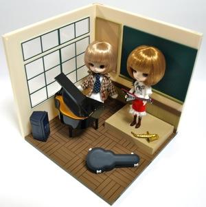 リトルダル+ジョルジュおんどり手作り服