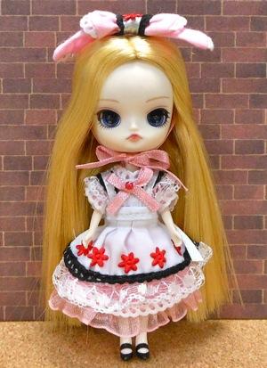 リトルダル+ Pink Aliceアリスちゃん