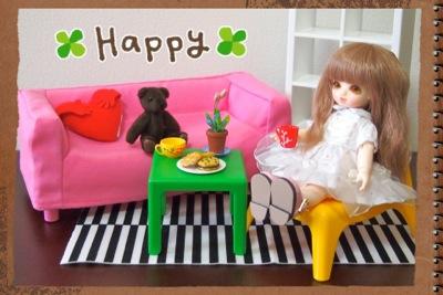 ROSENLIED-Monday's月曜子-IKEA
