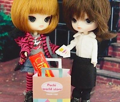 Little DAL+ロットちゃんとジョルジュGeorge