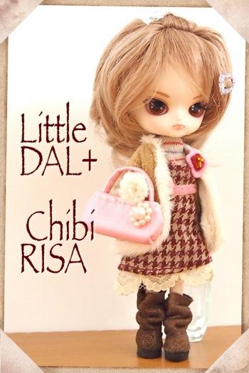 リトルダル+ ちびRISA