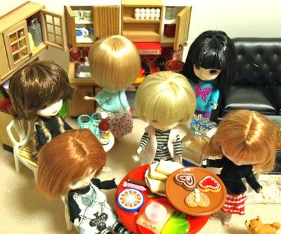 リトルダル+とリーメントミニチュア食玩