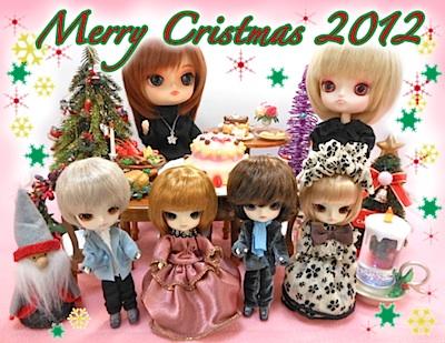 リトルダル+とダルでクリスマス