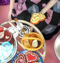 リーメント食玩ハートクッキー大作戦