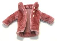 11cmドールサイズ-ベロアのコート作り方