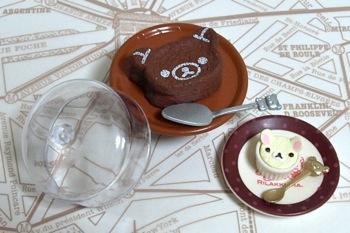 リラックマ「チョコレートカフェ」2