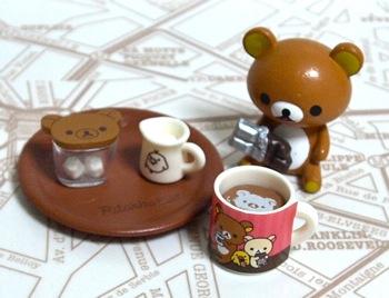 リーメント|リラックマ「チョコレートカフェ」3