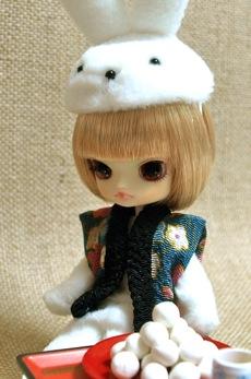 LittleDAL+ White Rabbit(白兎)